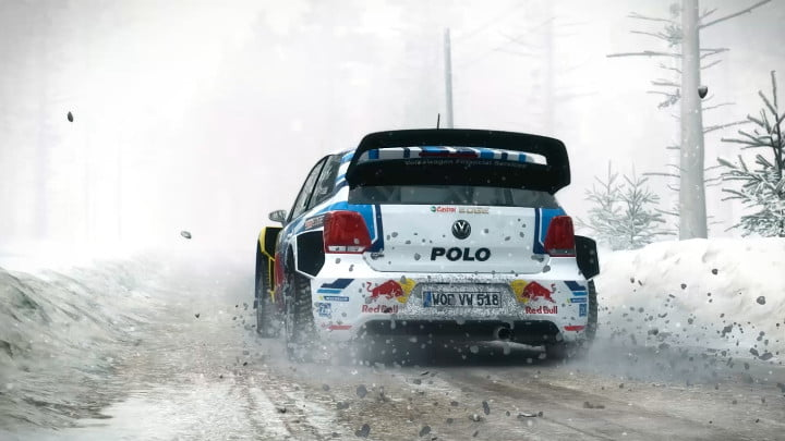 Dirt Rally Linux version