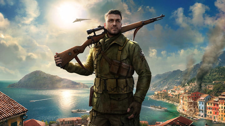 Sniper Elite-4 - Season Pass