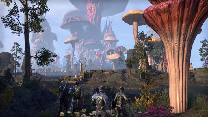 The Elder Scrolls Online Morrowind update