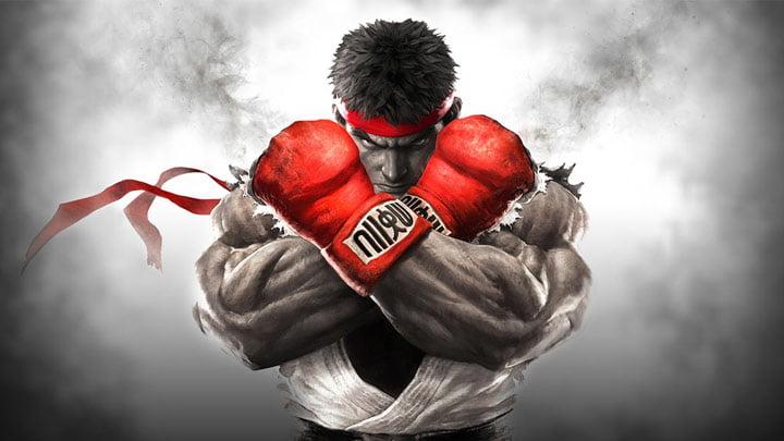 Street Fighter V - Capcom