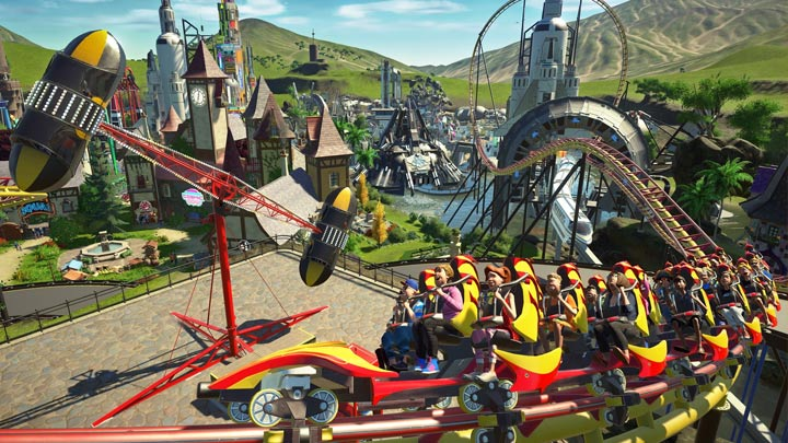 Planet Coaster - Spring update