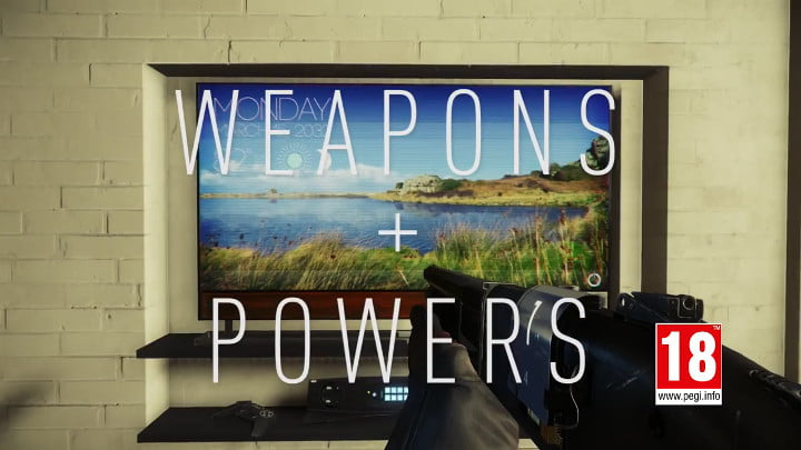 Prey Weapons and Powers video
