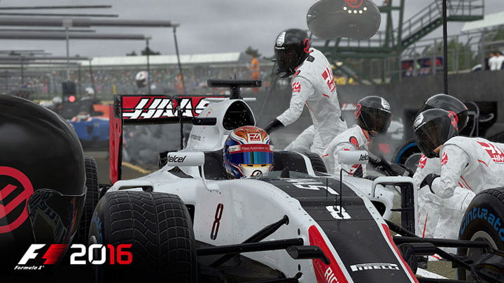 F1 2016 - Apple Mac