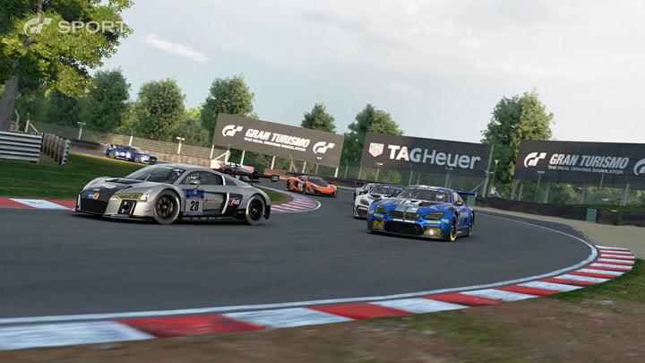 Gran Turismo Sport - EU Beta