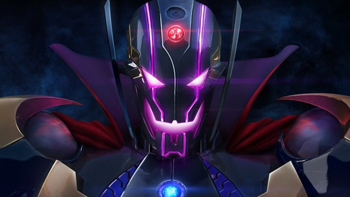 Marvel vs Capcom: Infinite - Ultron Sigma