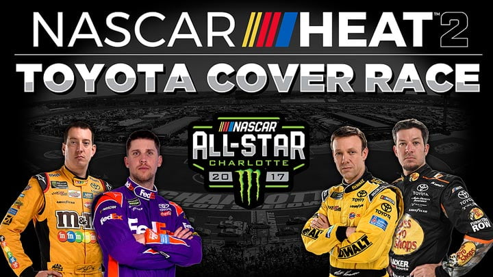 NASCAR Heat 2 - cover race