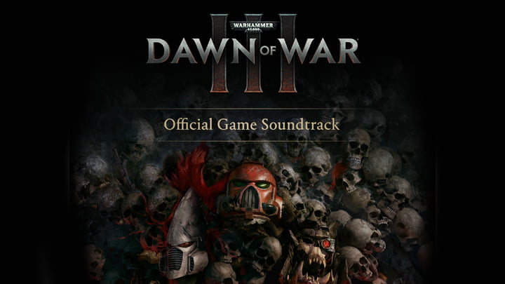 Warhammer 40,000: Dawn of War 3 soundtrack