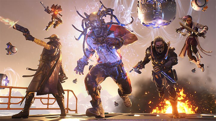 Lawbreakers - PlayStation 4