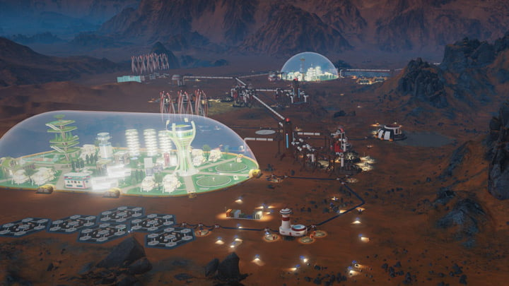 Surviving Mars - screenshot