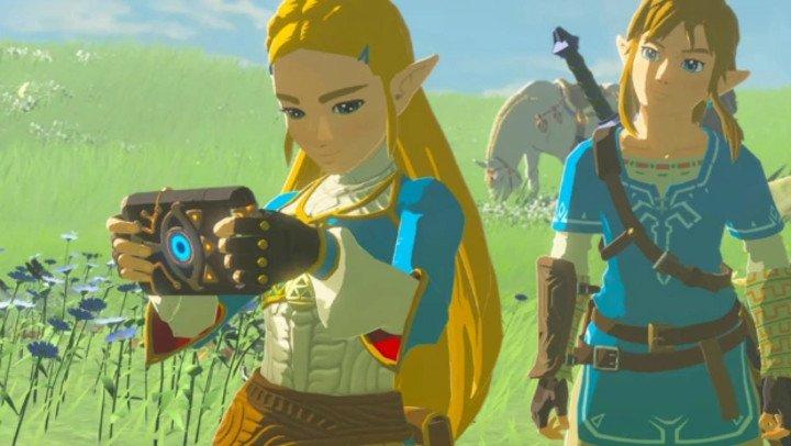Zelda Sheikah Slate