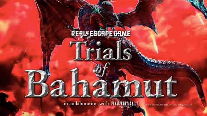 Final Fantasy XIV- Trials of Bahamut