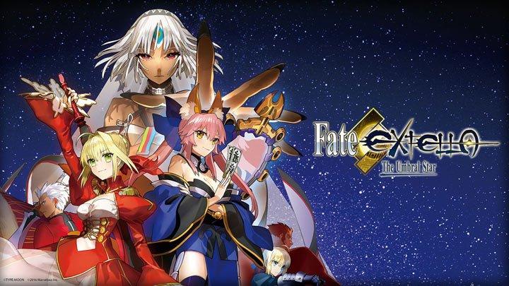Fate Extella - Nintendo Switch