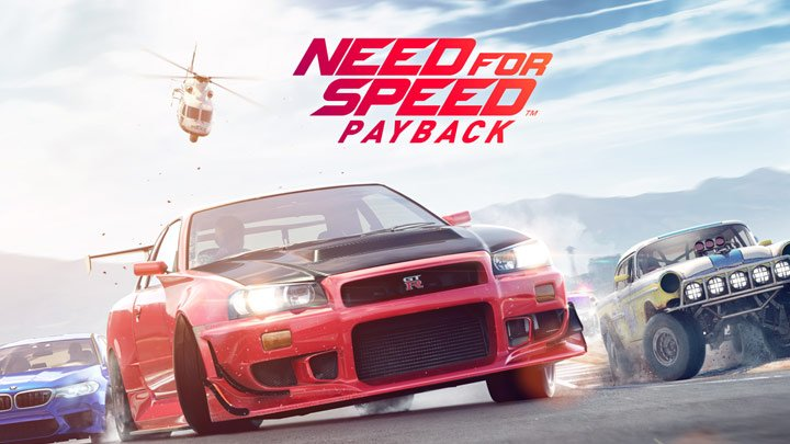 Need for Speed Payback - art