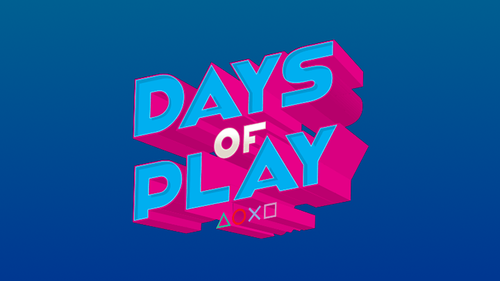 PlayStation Days of Play sale discounts