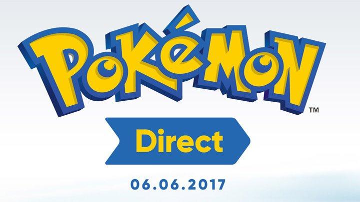 Pokémon Direct - 6th June 2017