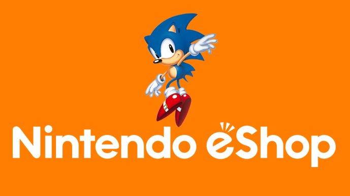 Sonic the Hedgehog eShop sale
