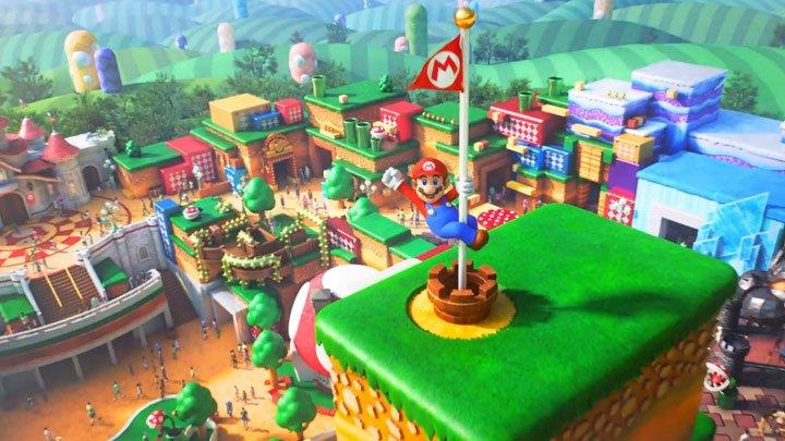 Super Nintendo World trailer