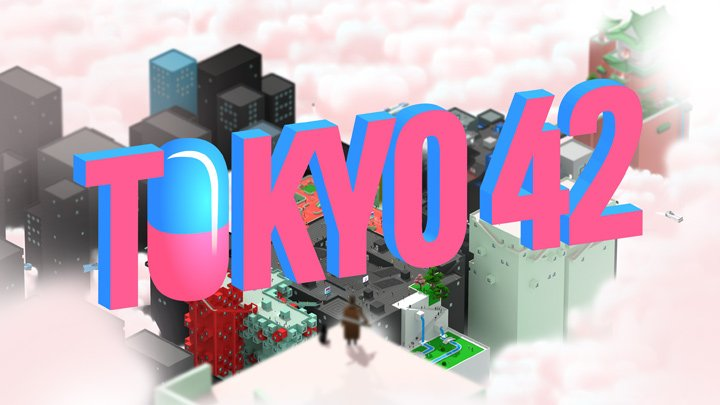 Tokyo 42 - cover
