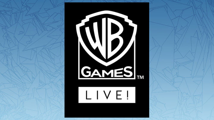 Warner Bros - WB Games Live! - E3