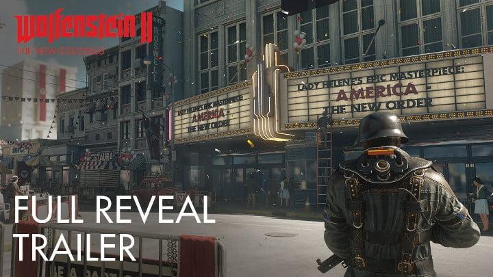 Wolfenstein II trailer