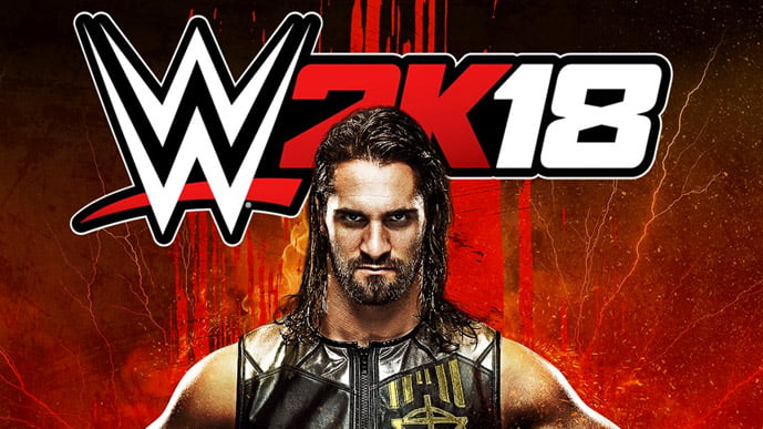 WWE 2K18 - Seth Rollins