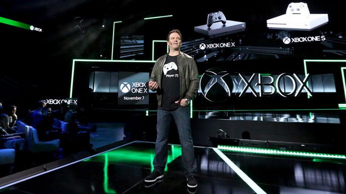 Phil Spencer - E3 2017