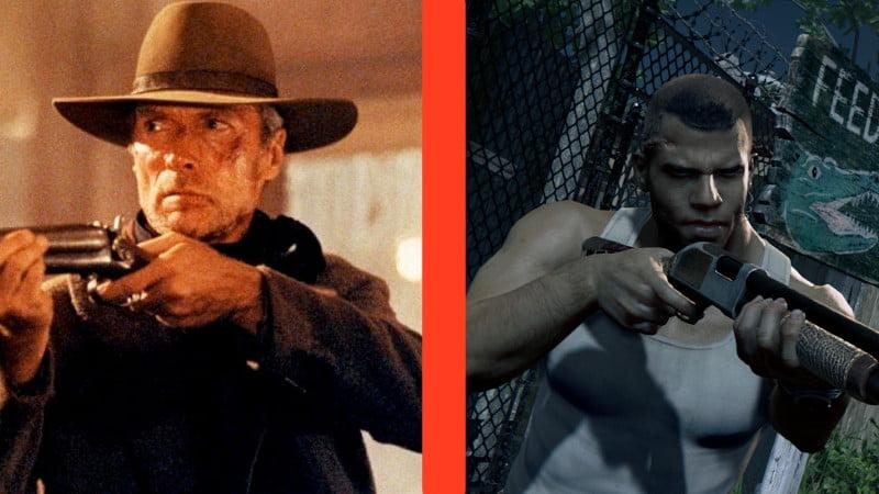 Cut Scenes: Mafia 3 vs Clint Eastwood's Unforgiven