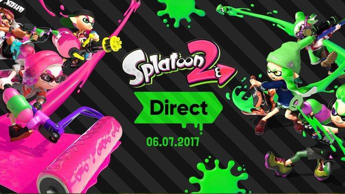 Splatoon 2 - Nintendo Direct