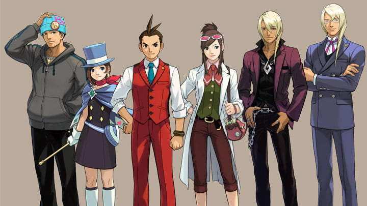 Apollo Justice: Ace Attorney - Nintendo 3DS