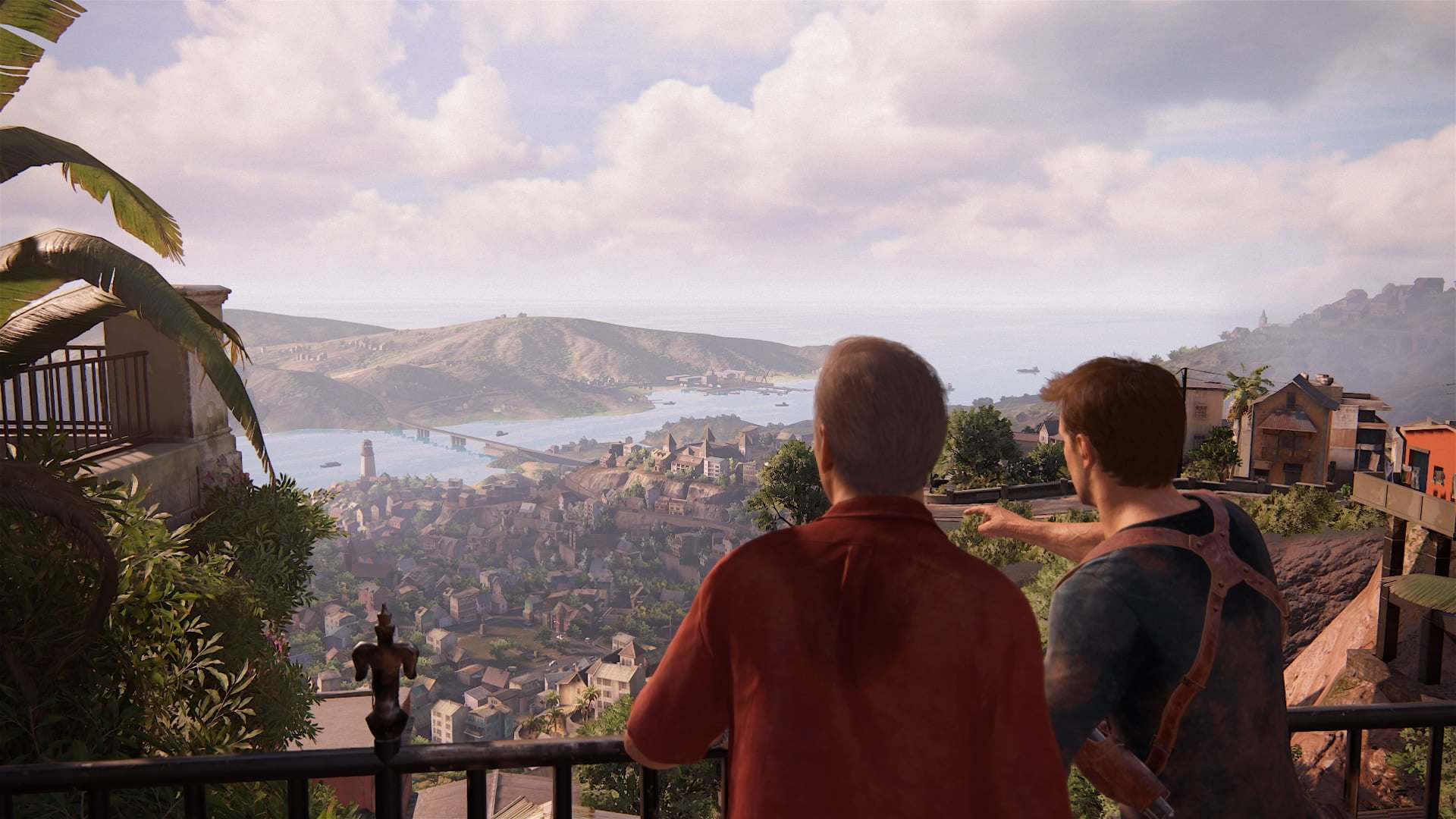 Cinematic video games – Uncharted 4