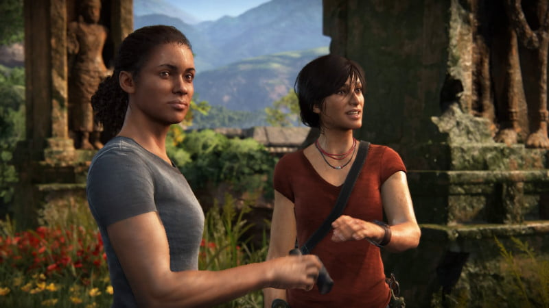 Uncharted The Lost Legacy Review Thumbsticks