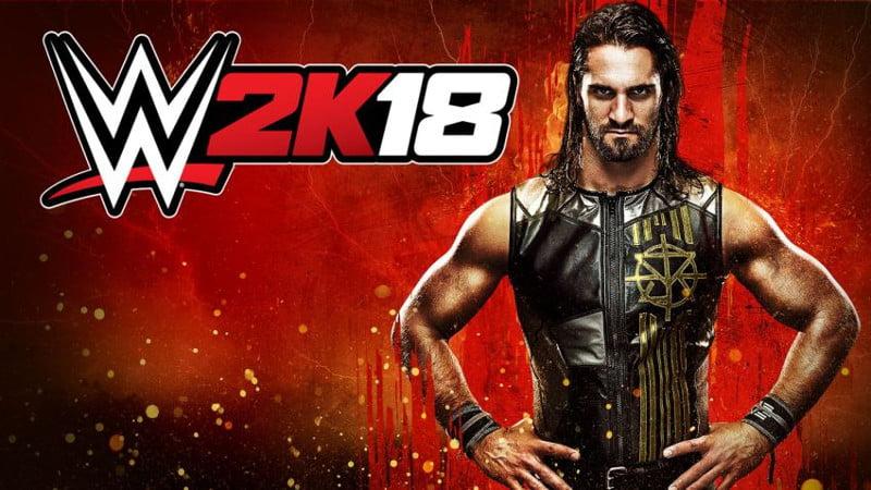 WWE 2K18 wrestler roster