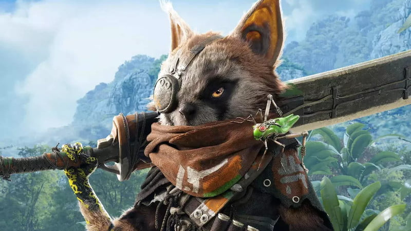 Biomutant gameplay trailer