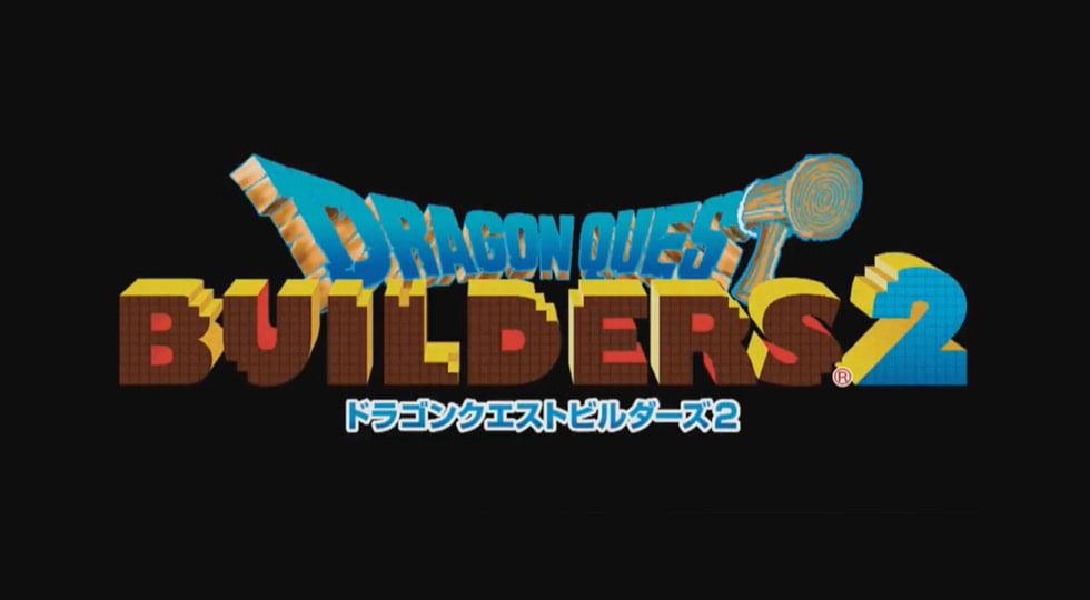 Dragon Quest Builders 2 - logo