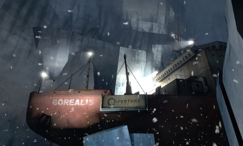 Half-Life 2: Episode 3 - Borealis