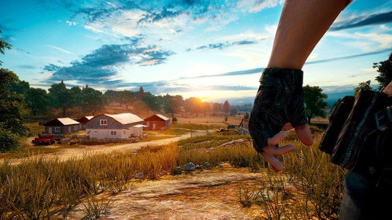 PlayerUnknown's Battlegrounds updates