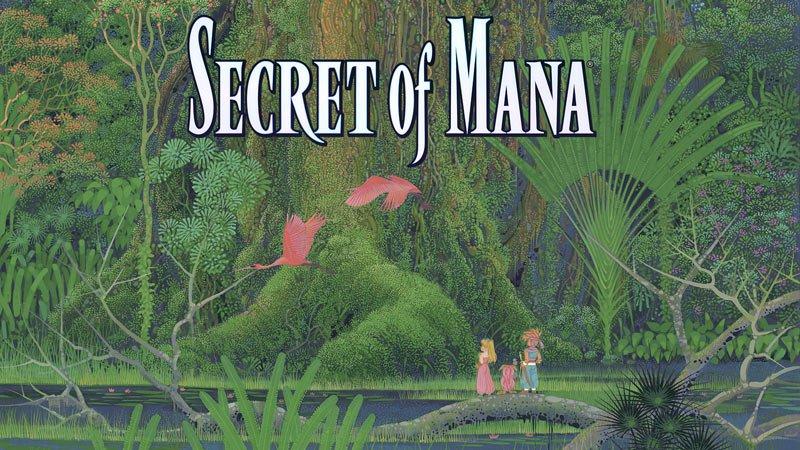 Secret of Mana - PS4, PS Vita, PC