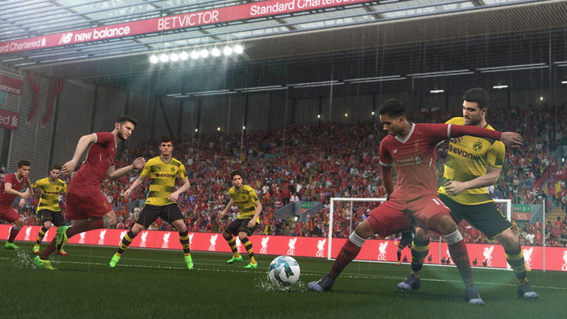 PES 2018 - Liverpool