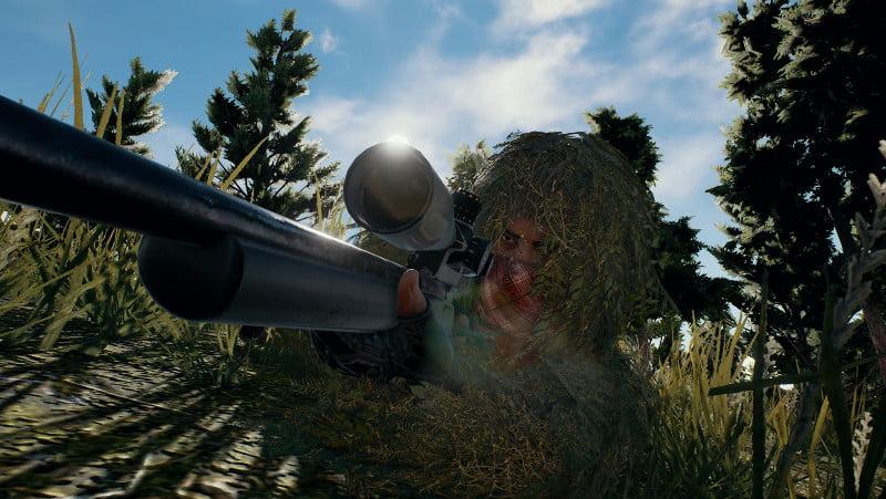PUBG scope