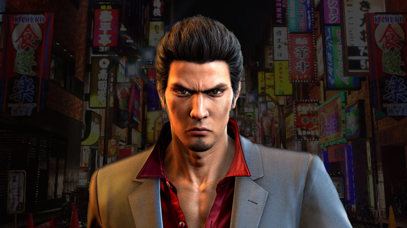 Yakuza 6 art competition
