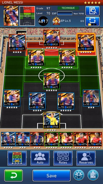 Surprise! Konami release new PES mobile game - Thumbsticks