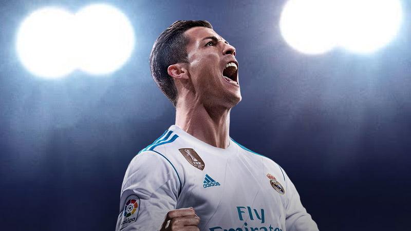 FIFA 18 - Christiano Ronaldo