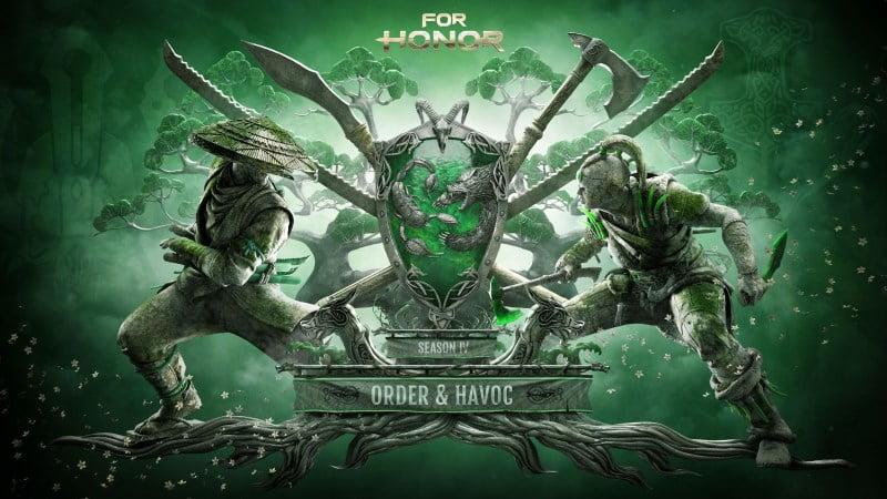 For Honor season four Order & Havoc