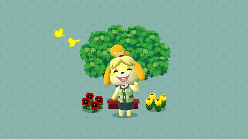 Animal Crossing Pocket Camp Isabelle