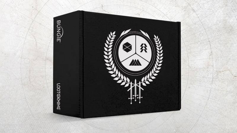 Destiny 2 Loot Crate