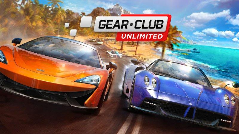 Gear.Club Unlimited Nintendo Switch