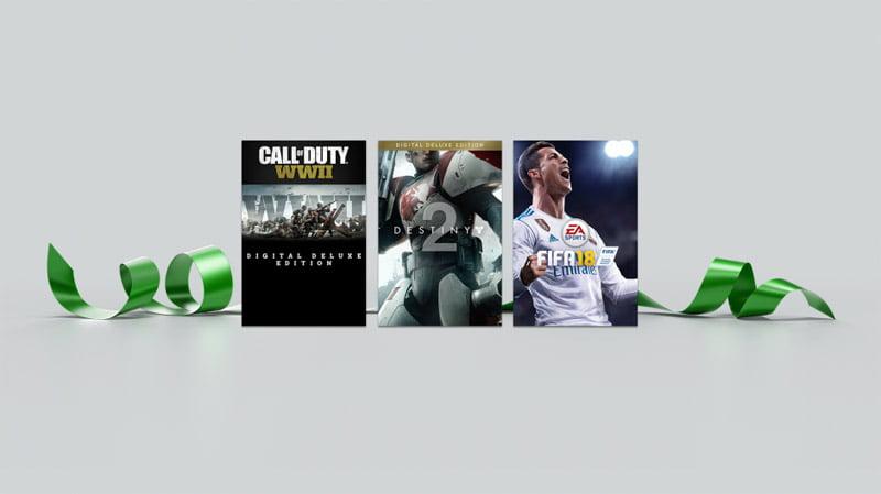 Xbox One Black Friday sale