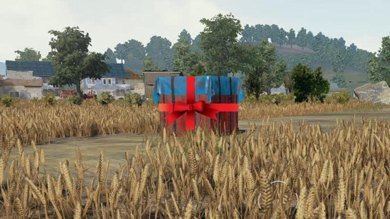 PUBG christmas present