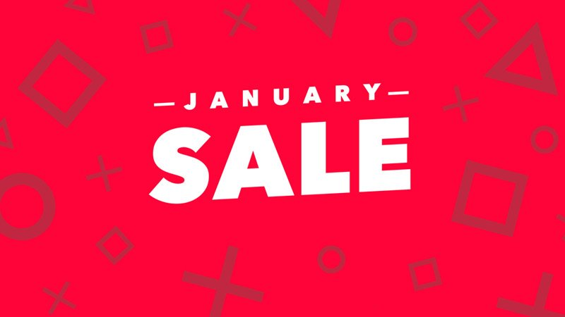PlayStation January Sale