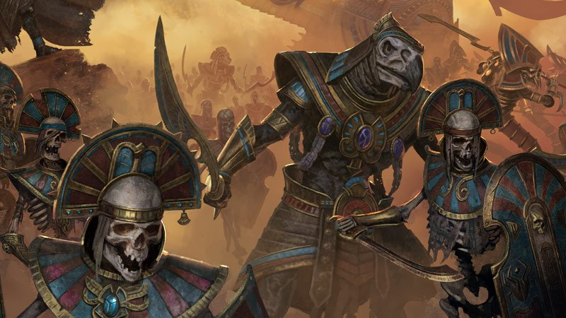 Total War: Warhammer II: Rise of the Tomb Kings